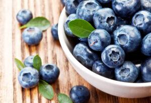 5 recepten met blauwe bessen